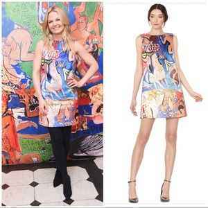 COMING SOON Alice + Olivia Domingo Zapata dress 2